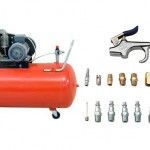 Air Compressor and Tools