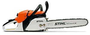 STIHL-Chain-Saw