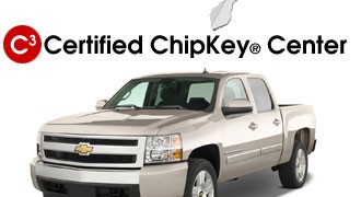 Automotive ChipKey® Cutting