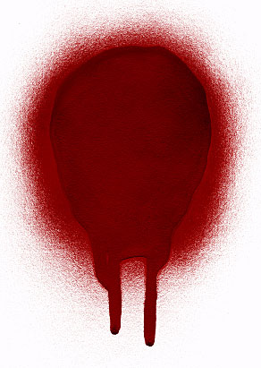 Spray Painting Dry Overspray