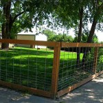 A Simple, Maintenance-Free, Inexpensive Fencing Solution