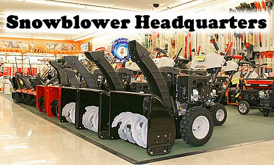 snowblower types
