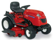 Toro tractor