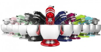 Kitchen Aid Stand Mixers