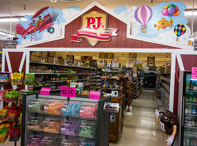 Pj S Candy Store Steadman S Ace Hardware
