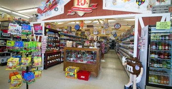 PJ's Candy Store