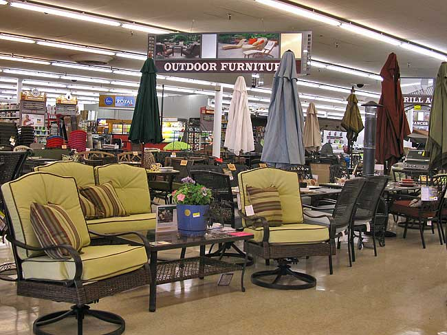 Outdoor Amp Patio Furniture Steadman S Ace Hardware