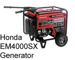 honda-EM4000SX_Generator