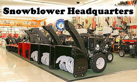 snowblower types