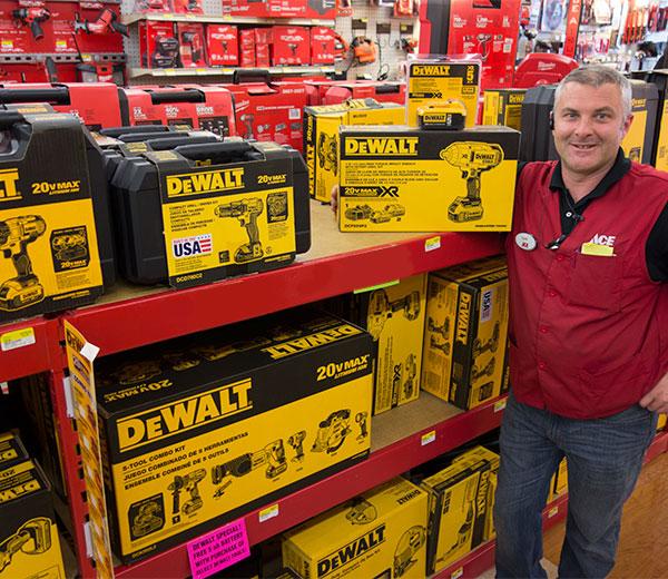 Dewalt Tool Sale Steadman S Ace Hardware